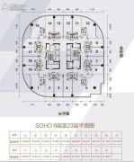 汕头苏宁广场0室0厅0卫57--119平方米户型图