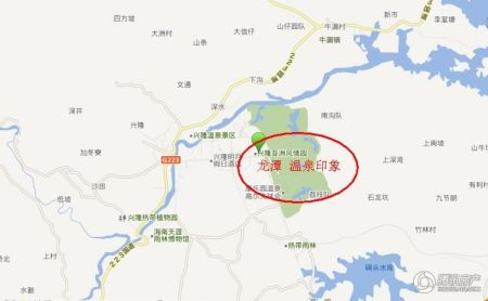吉林市龙潭地图