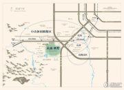 天恒乐墅交通图