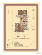 中港罗兰小镇4室2厅2卫0平方米户型图