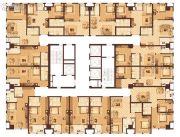 金龙湖广场0平方米户型图