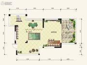 奥园国际城1室1厅1卫0平方米户型图
