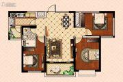 南昌恒大御景(原恒大帝景)3室2厅1卫111--113平方米户型图