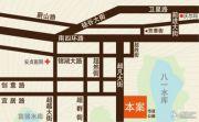 大禹褐石公园交通图