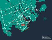 畔山御海交通图