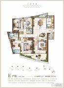 金都・海尚国际4室2厅3卫0平方米户型图