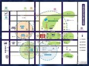 公园柒�交通图
