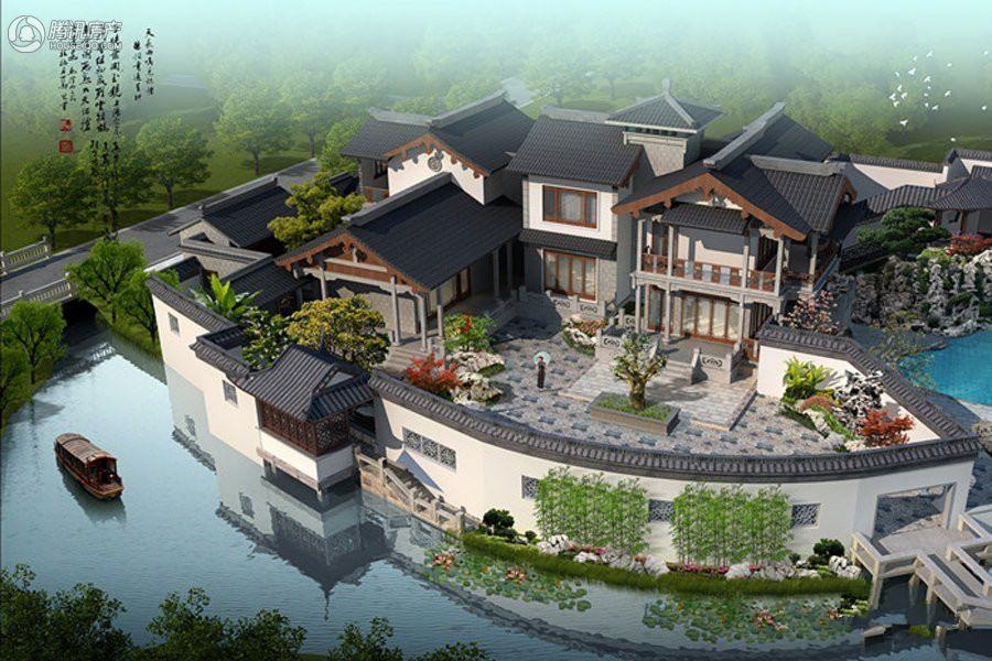 昌兴复园在售6套联排别墅和15套独栋 800万元 套起