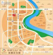 环球生活广场交通图