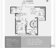 正弘高新数码港2室2厅1卫85平方米户型图