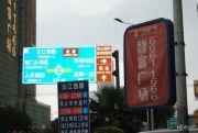 明福智富广场交通图