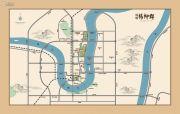 绿城・杨柳郡规划图