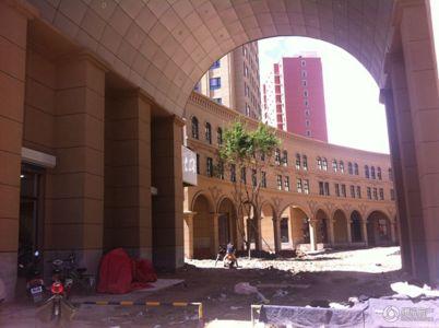 天伦中央广场