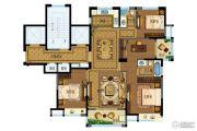 湖山香颂湾4室2厅2卫0平方米户型图
