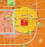 东方亿象城交通图