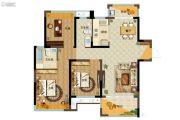 新力象湖湾3室2厅2卫101平方米户型图