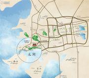 中旅水泊堂前交通图