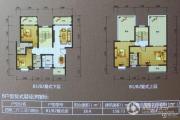 阳晨美林4室2厅3卫0平方米户型图