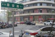 南通中央商务区交通图
