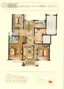 中梁・金座3室2厅2卫109平方米户型图