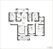建业壹号城邦4室2厅2卫0平方米户型图