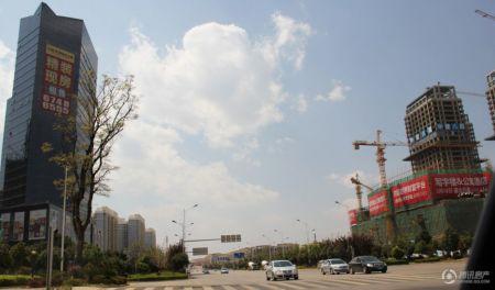 滇池明珠广场