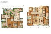 玫瑰湾香颂7室3厅5卫396平方米户型图