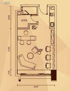 永润广场0平方米户型图
