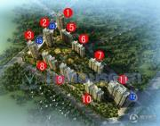 北京如意国际花园规划图