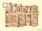 荣记玖珑湾5室2厅3卫238平方米户型图