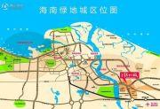 绿地文化城交通图