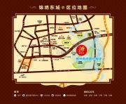 锦绣东城商业广场交通图