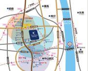 宏联・美誉名座交通图