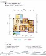 海港成・海境界4室2厅2卫0平方米户型图