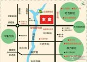 湖景春晓规划图