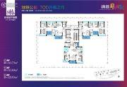 锦荟PARK2室2厅2卫129--143平方米户型图
