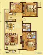 红海湾皇家海岸一期2室2厅1卫0平方米户型图