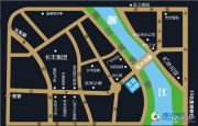 莱茵河畔交通图