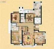 新河镇新商大厦3室2厅2卫138平方米户型图