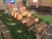 华宸东区国际沙盘图