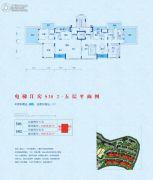 郑州恒大山水城4室2厅3卫213平方米户型图