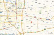 美景美地麟洲交通图