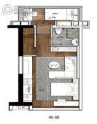 南浦时代0室0厅0卫0平方米户型图
