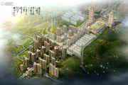 汇龙・万宝国际城效果图