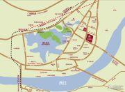 华英城三期交通图