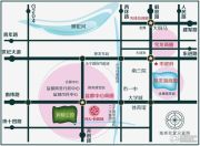 怡和园・幸福里交通图