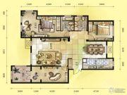 乾瑞・嘉山墅2室1厅2卫0平方米户型图