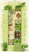 鲁能海蓝福源1室2厅1卫0平方米户型图