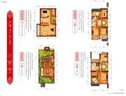 棠溪人家6室3厅4卫289平方米户型图