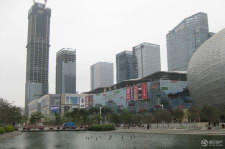 深圳湾1号